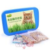 bộ trồng cỏ mèo 2