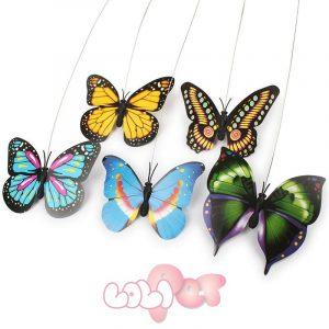 bộ đồ chơi bướm lượn 6