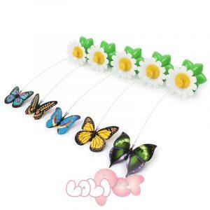 bộ đồ chơi bướm lượn 7