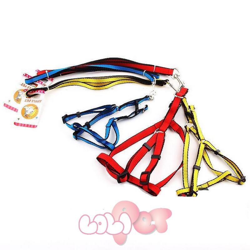 dây dắt + yên ngựa 1 lớp dày 1