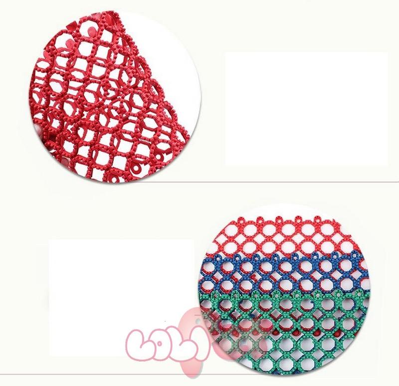 lưới lót sàn nhựa dẻo 4