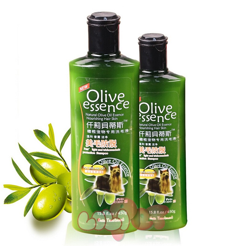 sữa tắm olive dưỡng sáng lông (1)