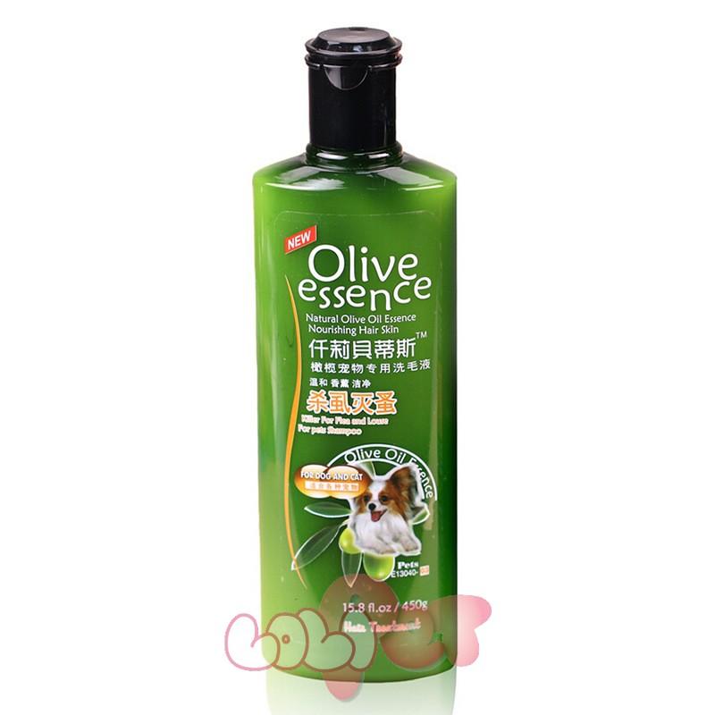 sữa tắm olive diệt rận bọ (1)